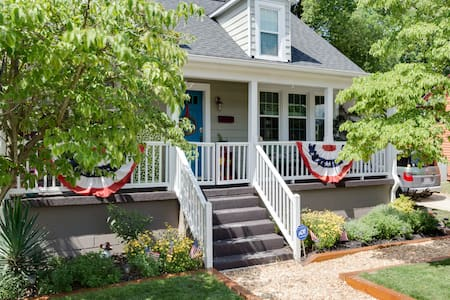 Cozy Cottage in downtown Raleigh - Raleigh