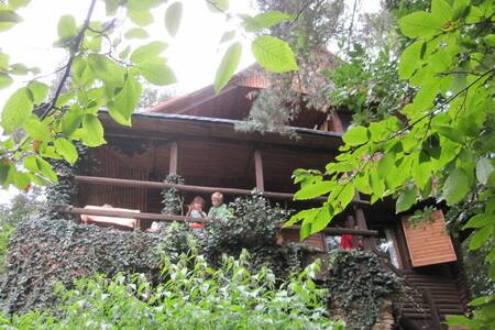 Log Cabin - 45min from Prague - Ostrovec-Lhotka - Cabin
