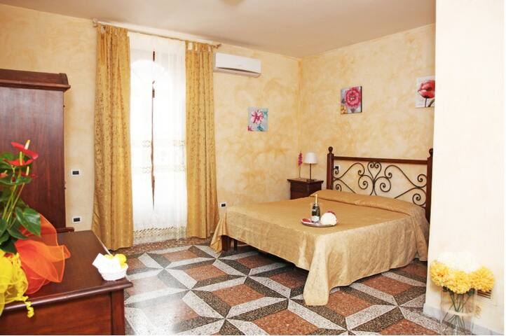 Villa Kappa  Tivoli b&b double room