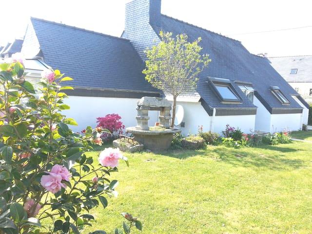Maison cosy proche plage et piscine - Concarneau - Dům