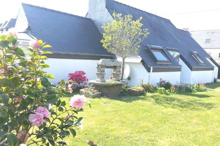 Maison cosy proche plage et piscine - Concarneau - Casa