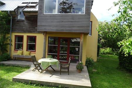 House for family, ecovillage - Hjortshøj