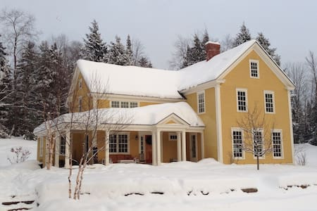 Vermont Vernacular Vacation Home