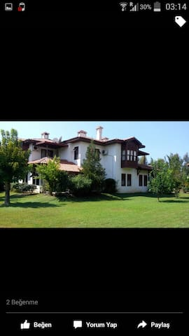 THE VILLA FOR RENT:ONE DAY 108 TL - Manavgat - Dům