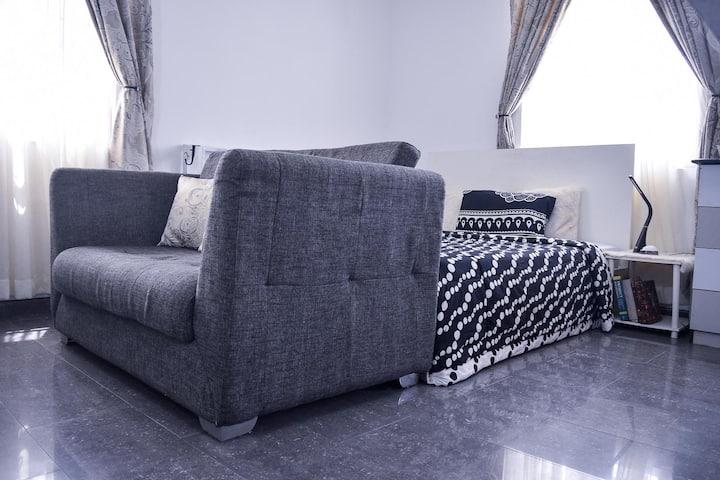 Chic Studio Apartment In The Best Part Of Lekki!