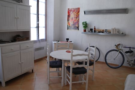 Charming apartment in old Antibes