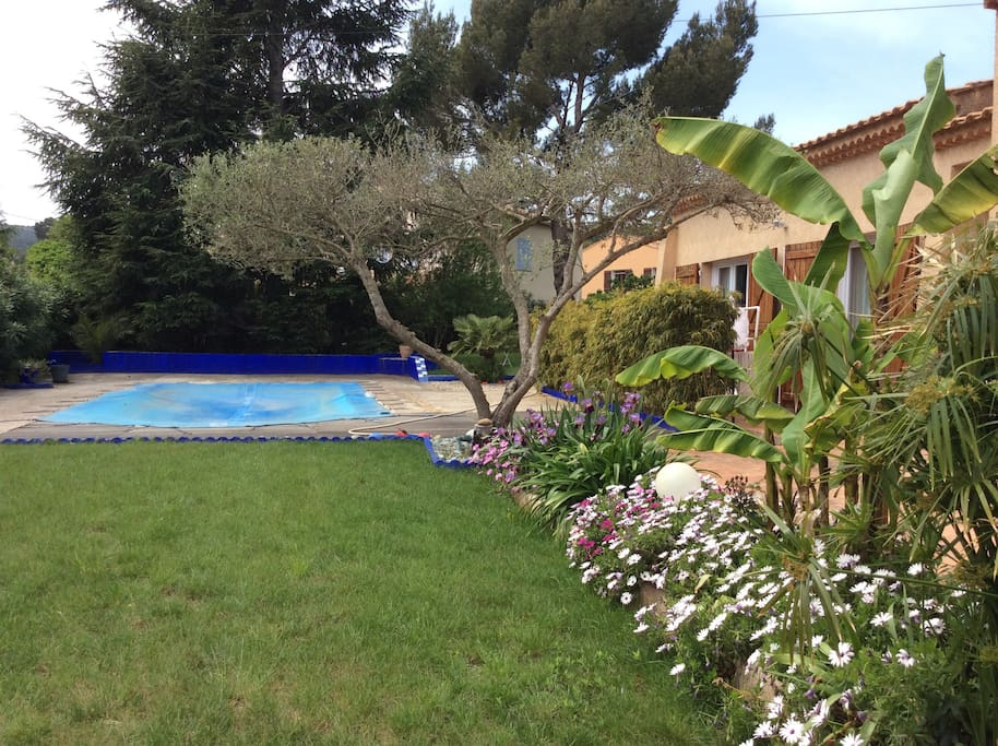 Villa avec piscine maisons louer la seyne sur mer - Location cote d azur avec piscine ...