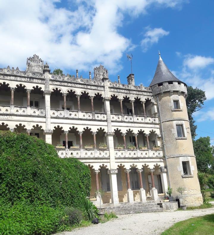 Maison baroque du XIXème siècle