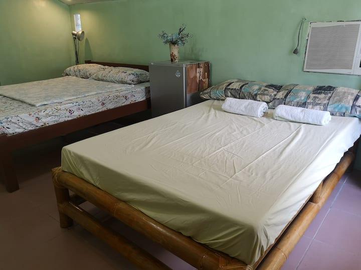 Villa Catalina Bora Family room resort.