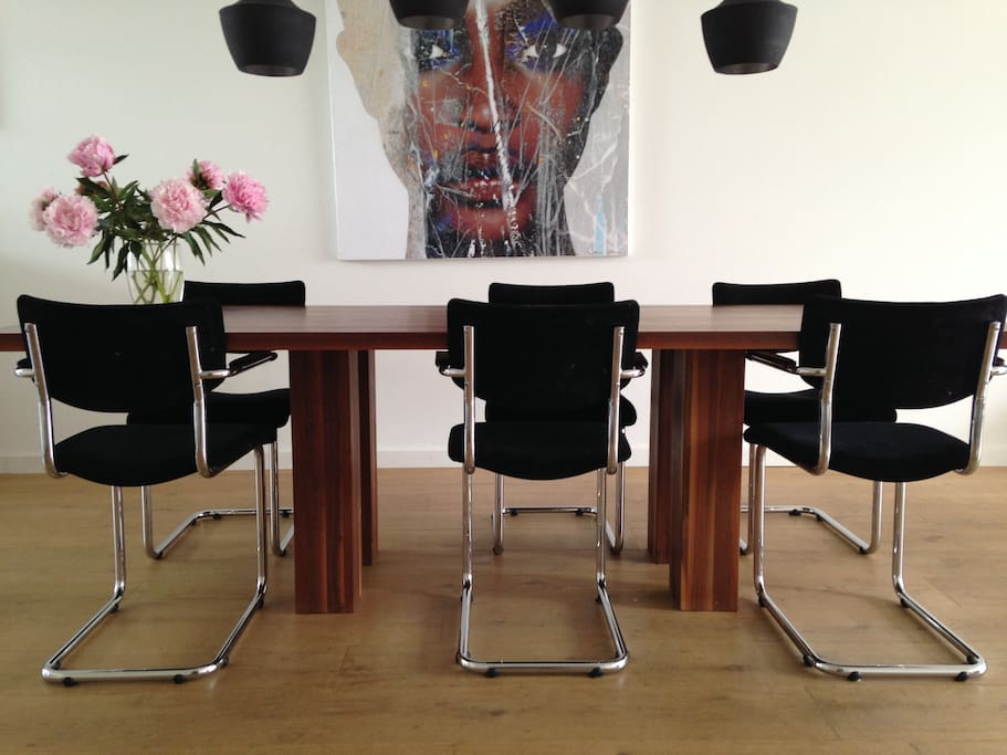 Dining table big enough to seat 8