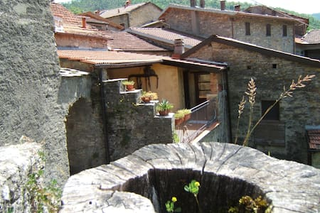 Stanza 3 letti singoli in Toscana - Cattognano - Talo