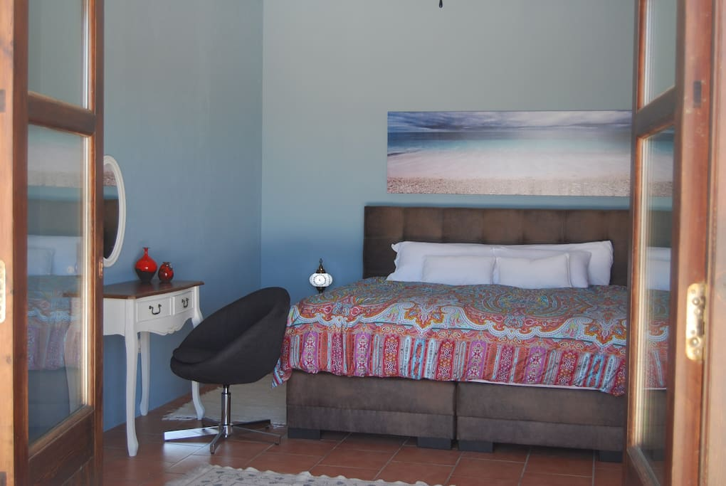 B b casa emiel estima bed breakfasts te huur in for Beds 4 u malaga