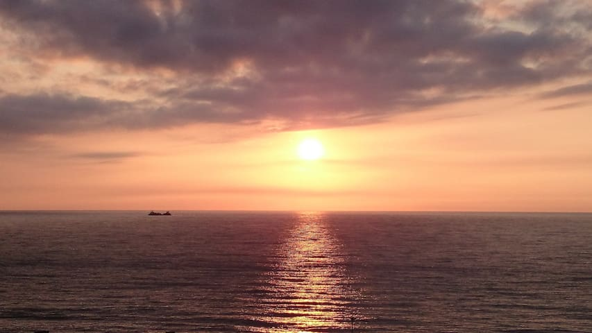 Incredible Flat Sea View and Sunset - Fécamp - Apartment