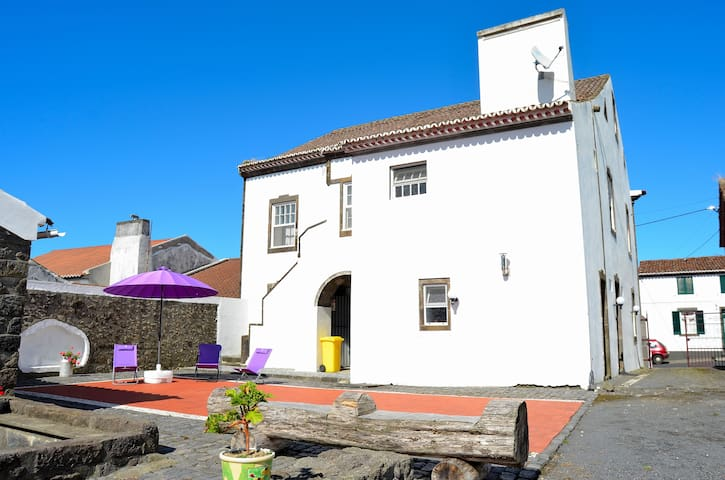 Azores, Country House, Algarvia - Algarvia - House