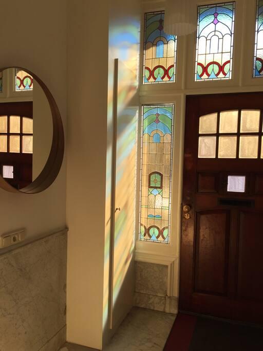 Stainglass windows