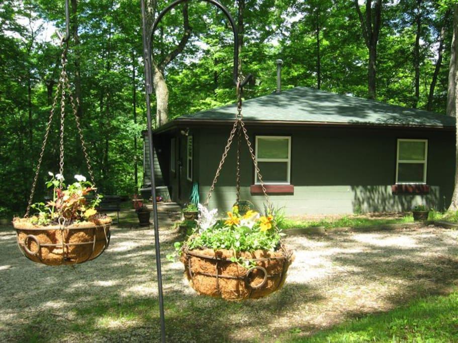 burr oak cabin cabins for rent in glouster ohio united