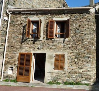 Charmante maison de village - Cagnano
