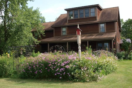 Clarendon Springs B&B VT, Large Party 4+, 3 Rooms