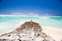 Visit around: Pandawa beach