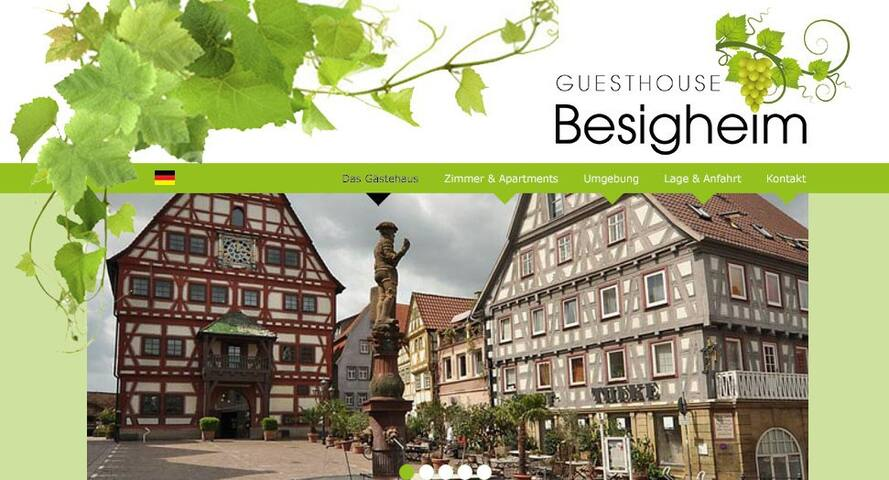 Guesthouse Besigheim