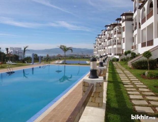 Agréable appart vue impressionnante - Cabo Negro - Appartement