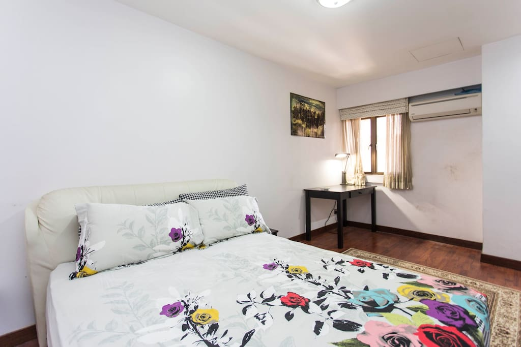The most comfortable Queen bed with Ensuite facilities