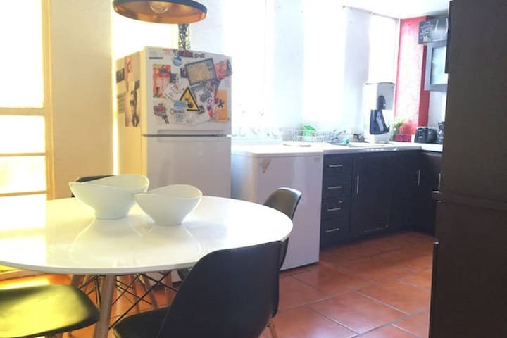 Nice apartment with private room in Rome Norte
