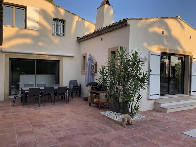 Villa L'Escalet Ramatuelle - Saint Tropez 6 Chb