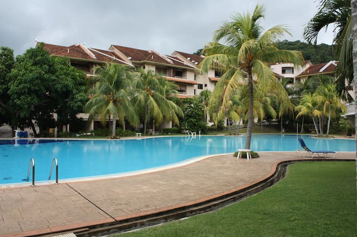 """Solis Ortus"" 4 bedroomed duplex Apartment - Langkawi - Appartement"