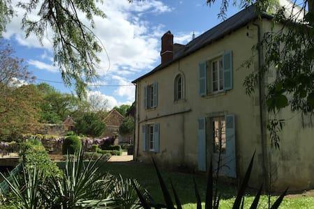 Maison de Maître - Moulin de Lurais - Lurais