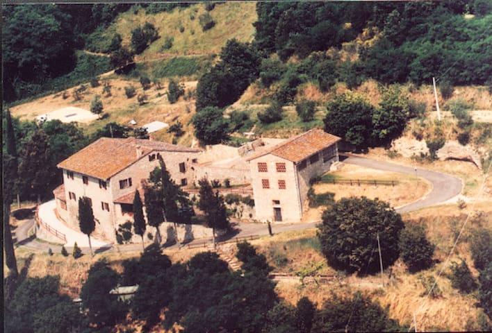 TOSCANA DA VIVERE (LIVING TUSCANY) - Poggibonsi - House