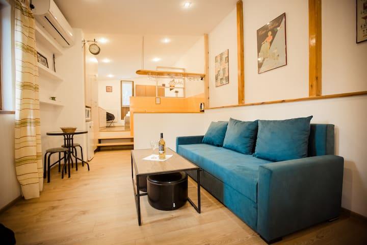 Larsi Apartment to Relax in Tbilisi Center