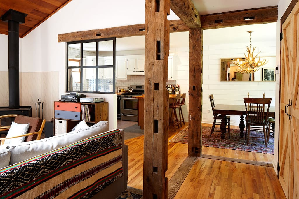 Charming Catskills Cabin In The Woods Cabanes Louer