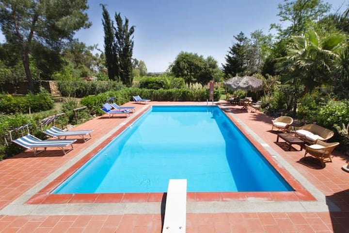 Four country Houses with pool - Alghero - House
