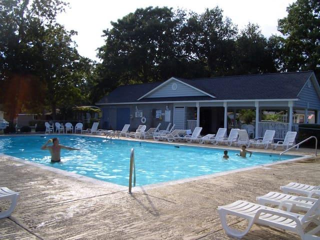 Outdoor Pool #1