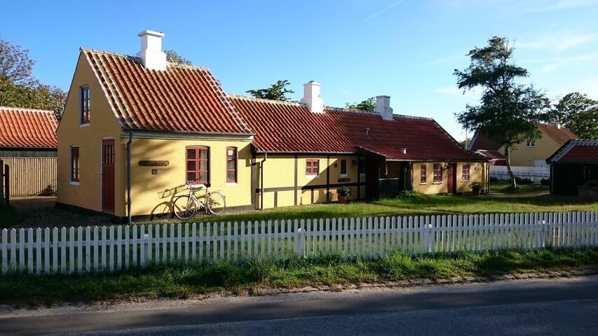 Wolles Hus i Skagen - Skagen - Apartamento
