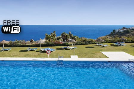 Amazing 1 Bedroom Apartment Torrox - Pis