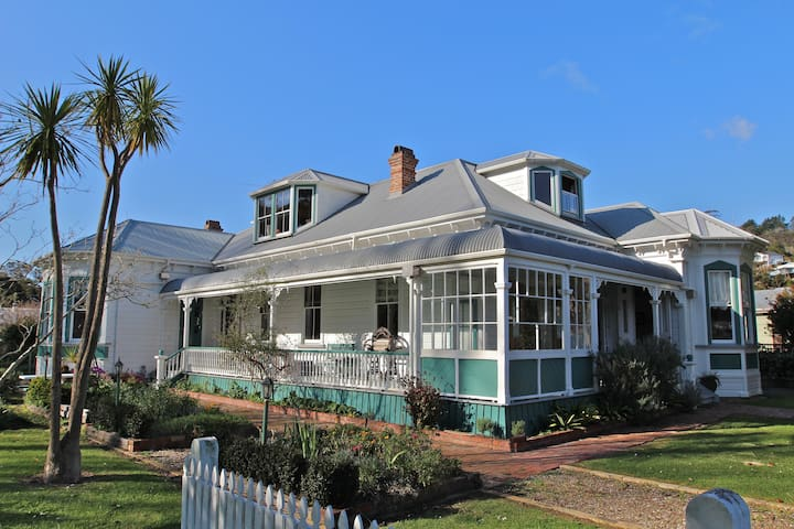 Townsend Room - Russell - Bed & Breakfast