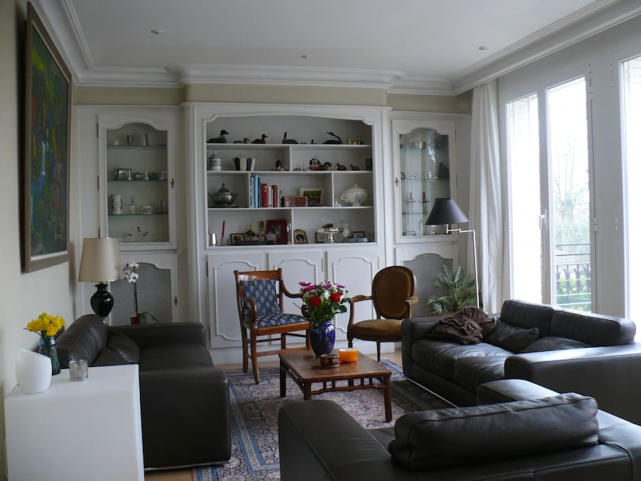 Le Grand-Salon - Living room