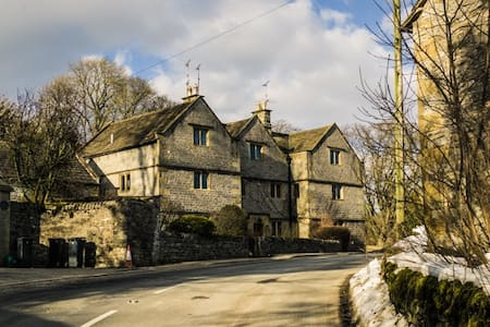 Country Cottage Near Chatsworth House - Hassop - Haus