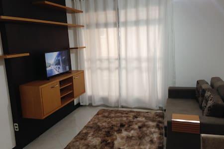 Apartamento  aconchegante, espaçoso