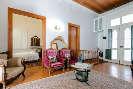 2bedded room @ Unique Ottoman house