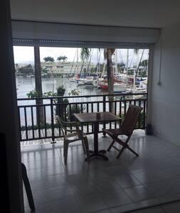 appartement T2 sur la marina - pointe a pitre - 아파트