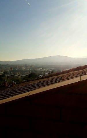 Habitación con terraza propia - Sant Joan Despí - Wohnung