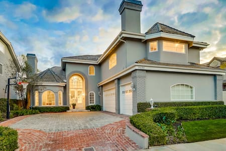 5 bedroom Lake View Home In Mission Viejo