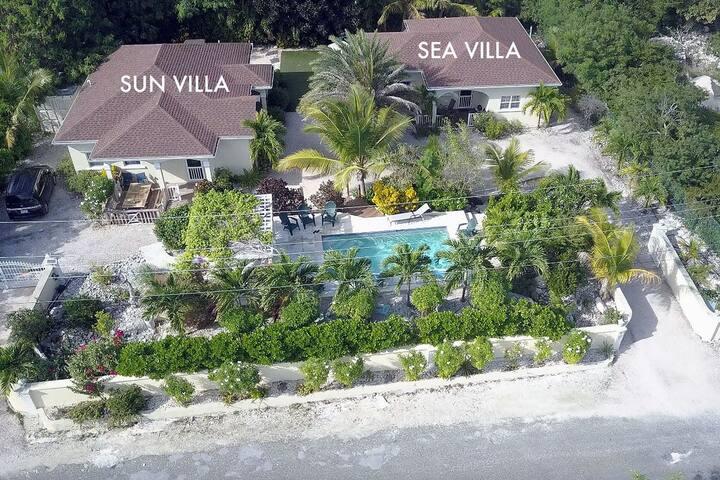 Sun Villa (Can be rent with Sea Villa)