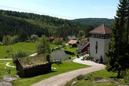 Barnevennlig familieferie på Sørlandet  - Høgda