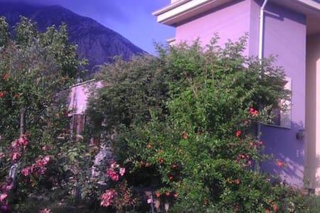 Garden house overlooking the forest - Yeşilüzümlü-fethiye - Hus