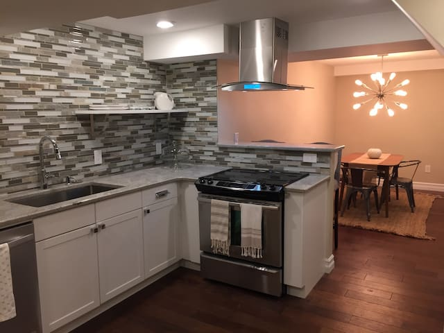 Fully renovated, gorgeous walk-out!