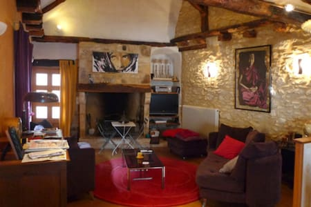 Cosy maisonnette coeur village - Montignac